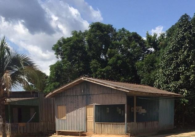 Posto de Saúde de  Riozinho