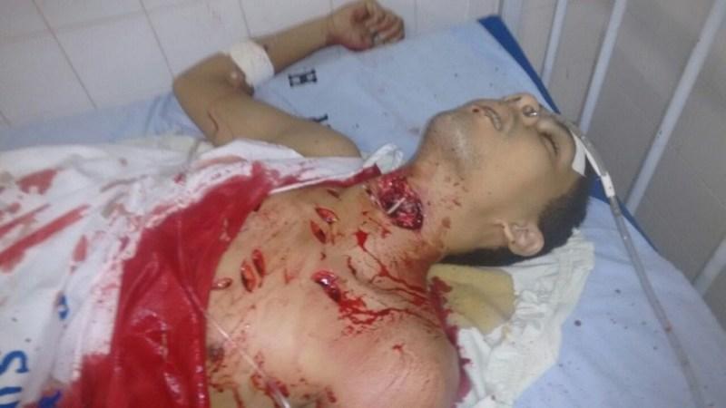 Morto pelos encapuzados em Marabá.