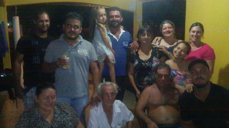 Familiares e Amigos
