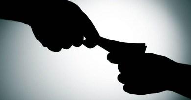 corupção
