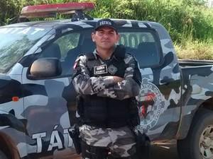 Sargento João Luiz morto em missão com IBAMA