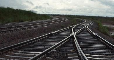 Obras da Ferrovia Norte-Sul entre Palmas, Tocantins, e Anápolis (Goiás). Foto: PAC