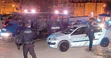 portugal policia