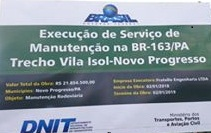 Foto Divulgação DNIT