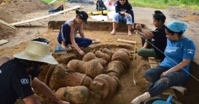 trabalho-dos-arqueologos-revelou-nove-urnas-funerarias