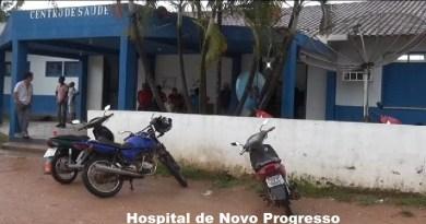 HOSPITAL DE NOVO PROGRESSO.