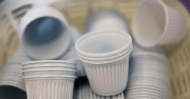 copo plastico