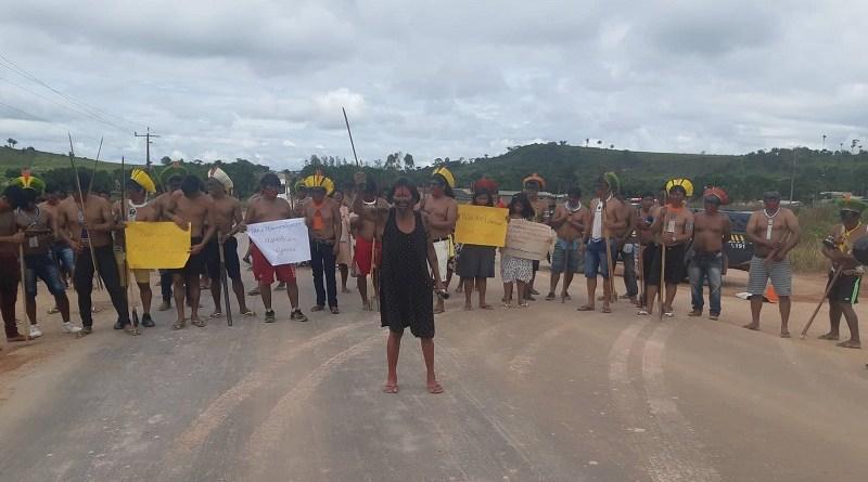 indios kaiapo