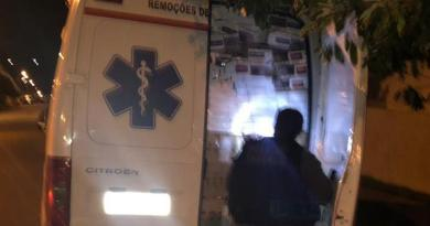 ambulancia cigarro