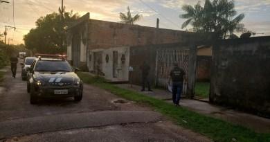 471 policiais estão envolvidos na operação nesta quarta-feira (17). — Foto: Leandro Santana/ Polícia Civil