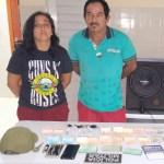 Após denúncia, PM flagra movimentação suspeita em residência e prende casal por tráfico de droga