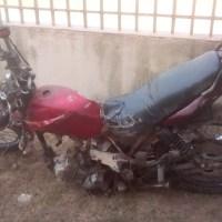 Colisão contra caçamba mata motociclista em Novo Progresso