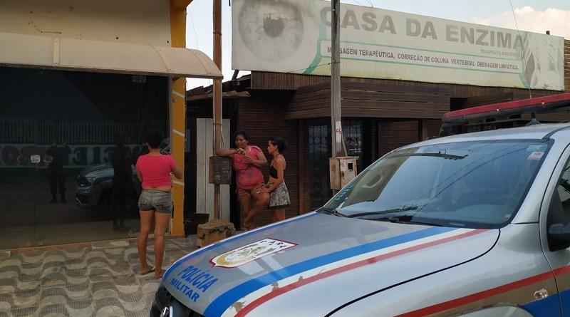 Após denúncia sobre o tráfico de drogas, Polícia Militar prende casal em Novo Progresso
