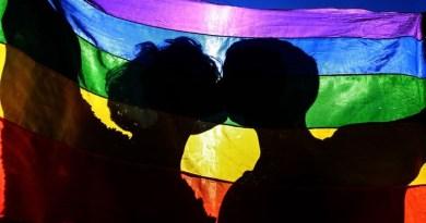 São Paulo 23/06/2019 -  23ª Parada LGBT na Avenida Paulista em São Paulo . Foto Paulo Pinto/FotosPublicas