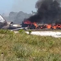Veja quem são as vítimas da queda de aeronave em pista de resort no baixo sul da Bahia