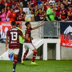 De Maracanã vazio, Flamengo vira sobre a Portuguesa-RJ com gols no fim
