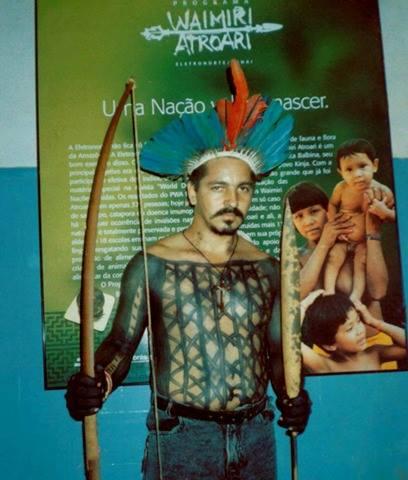 """A BBC de Londres chamou Prestes de """"Chico Mendes do Pará"""" (Foto:Arquivo Jornal Folha do Progresso)"""