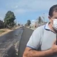 Prefeitura asfalta mais ruas em vários pontos da cidade e quer mais para acabar com à poeira em Novo Progresso.