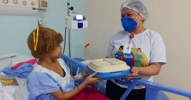 Atendimento Nutrição Oncológico Infantil II