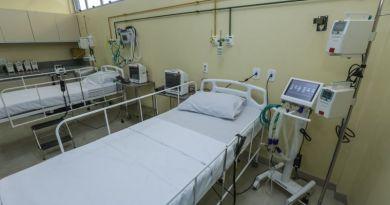 Leitos clínicos do HospitalFoto: Jader Paes / Agência Pará