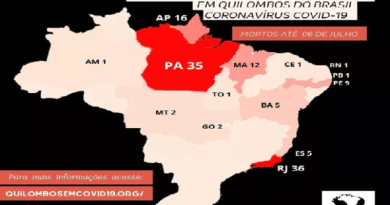 quilombas