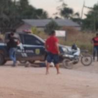 Polícia Civil prende dois irmãos suspeitos de ameaçar moradores em bairro da Cidade de Novo Progresso