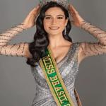 Gaúcha Julia Gama é eleita Miss Brasil 2020 e irá representar o país no Miss Universo