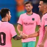 Messi brilha em amistoso e Barcelona derrota o Girona