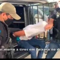 Mais 2 suspeitos da execução de jornalista em Peixoto de Azevedo no Mato Grosso são presos