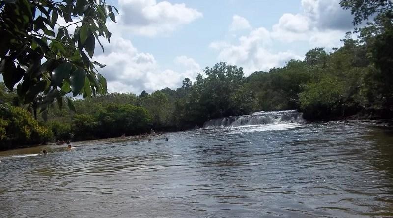 cachoeira mt