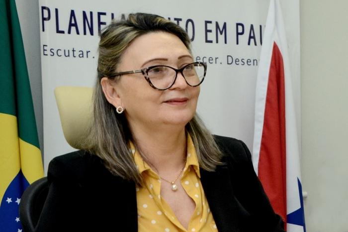 Secretária adjunta de ensino da Secretaria de Estado de Educação (Seduc), Regina Pantoja (Divulgação / Seduc)