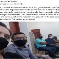 Com recurso sobrando prefeito Gelson Dill quer fechar escola em Novo Progresso