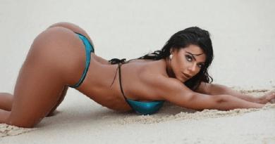 Musa da pornografia 'amadora' vai dar curso sobre sensualidade