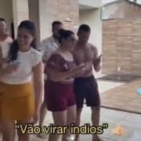 """""""Vão virar índios""""-Conteúdo criado por jovens sulistas sobre o Amazonas causa revolta"""