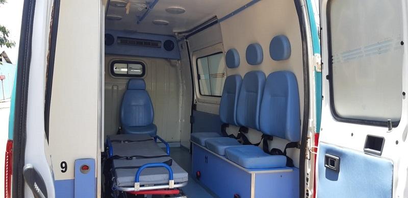 (Foto_Divulgação Norte Energia) Entrega de ambulância à Prefeitura de Altamira