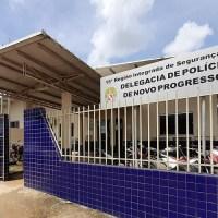 POLÍCIA CÍVIL DE NOVO PROGRESSO REALIZOU A TRANSFERÊNCIA DE 4 PRESOS PARA O PRESÍDIO DE ITAITUBA