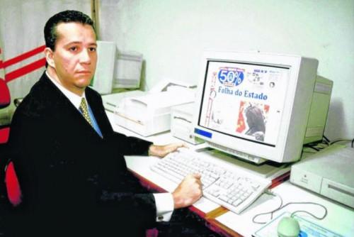 Sávio Brandão (Foto:Reproduçao)