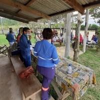 Mineradora se reúne com Associação e Assentados do PDS Terra Nossa para firmar parcerias