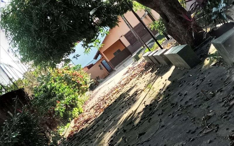 Casa Dispõem exelente espaço para recuperação (Foto:arquivo Jornal Folha do Progresso)