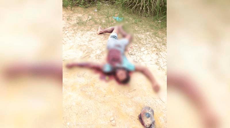jovem morto em maraba