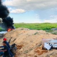 Comoção marca sepultamento de corpo de piloto que morreu em queda de avião em Novo Progresso