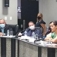 Secretaria de Saúde comparece na Câmara para prestar esclarecimentos relacionadas a pasta da Saúde