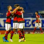 Flamengo bate LDU em jogo sofrido pela Libertadores