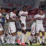 São Paulo empata com o Racing na Argentina mas mantém liderança