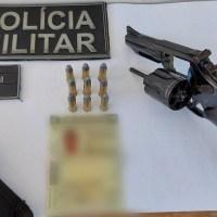 Com destino a Itaituba, passageiro é preso com revólver e munições em Novo Progresso