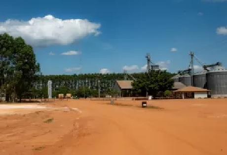 fazenda - José Medeiros/UOL - José Medeiros/UOL Sede da Fazenda Promissão, em União do Sul (MT) Imagem: José Medeiros/UOL