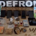 Polícia faz operação contra facção atuante com tráfico e lavagem de dinheiro, no PA, AP, e MT