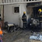 Após separação, idoso ateia fogo na própria casa e morre carbonizado