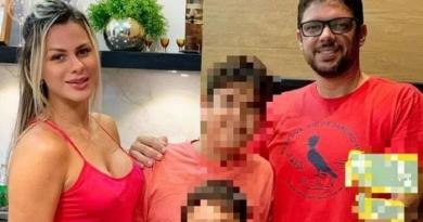 Influenciadora troca marido por Eduardo Costa