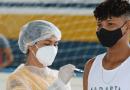 Ao menos seis municípios paraenses já vacinam jovens com 18 anos